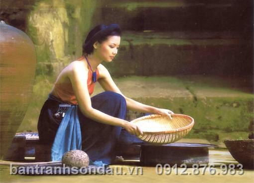 Thiếu nữ Việt Nam 027